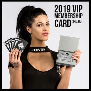 VIP Card 2019